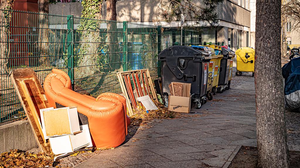 Berlin-Mitte: Wie umweltfreundlich sind die Kieze?