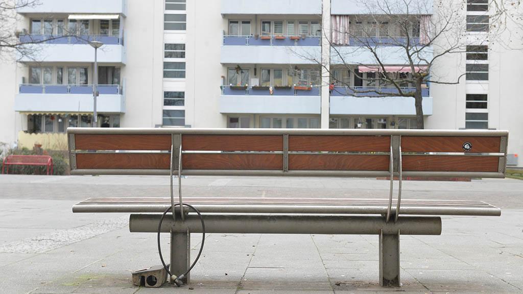 Berlin-Friedenau: Dürerplatz in der Krise