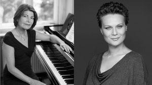 Angela Maria Stoll und Ivana Milek