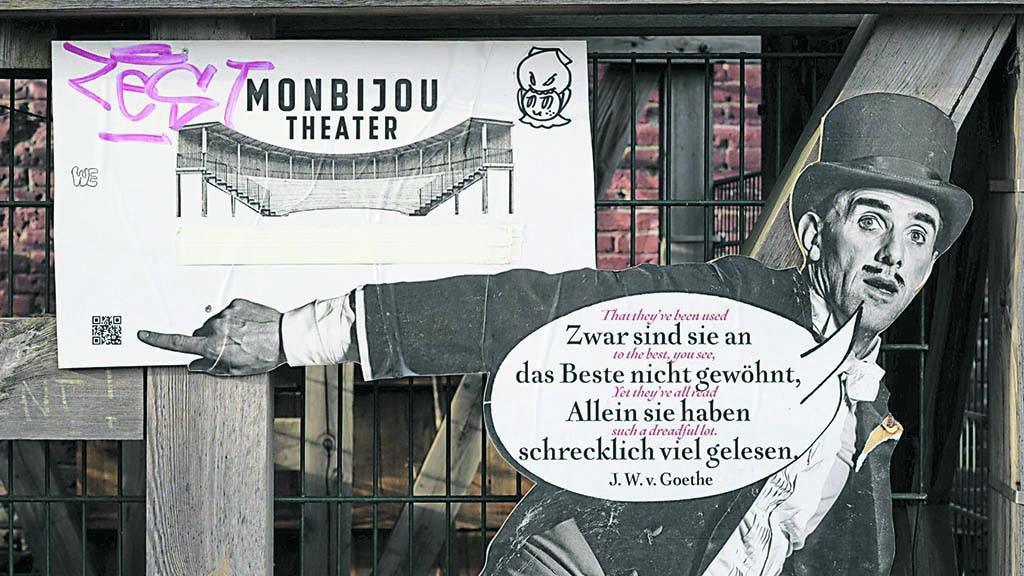Berlin-Mitte: Kein Theater im Monbijoupark