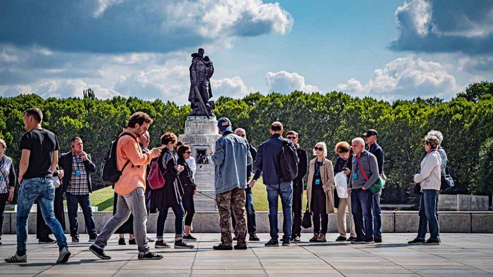 Berlin erinnert mit Feiertag an Kriegsende