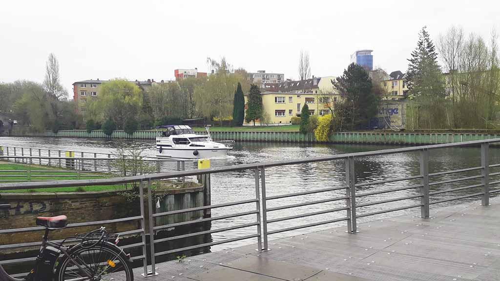 Berlin-Spandau: Stresowufer soll grünes Idyll werden