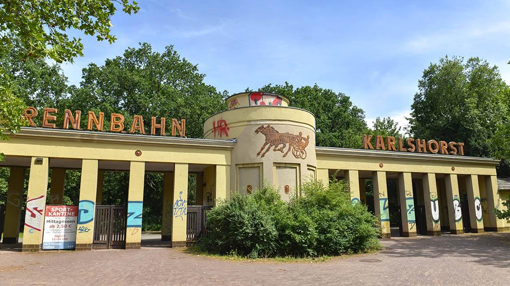 Berlin-Karlshorst: Vom Villenviertel zur Russenkolonie
