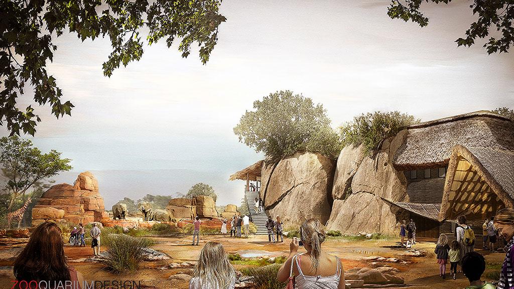 Berlin-Lichtenberg: Ein neues Königreich für Elefanten
