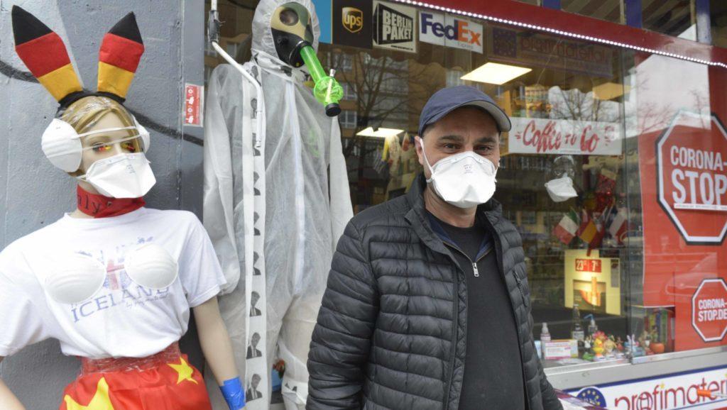 Berlin-Schöneberg: Cengiz Tatar hat den Bedarf vorausgeahnt