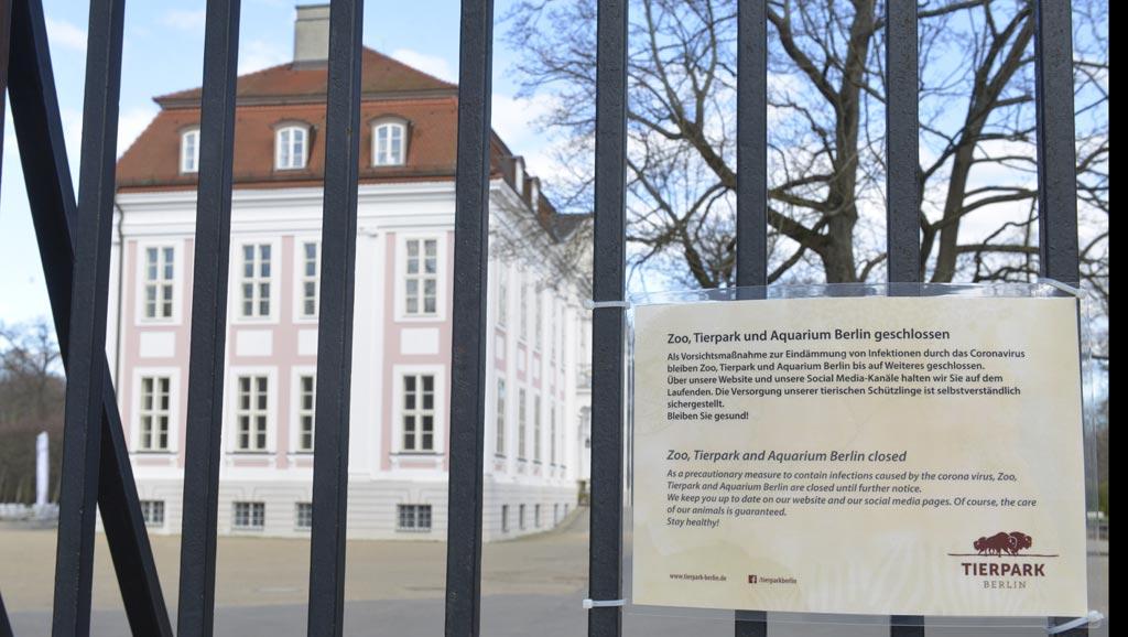 Corona-Lockerungen in Zoo und Tierpark Berlin