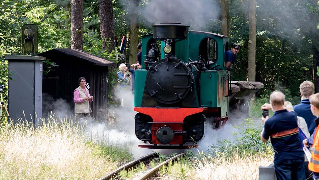 Treptow-Köpenick: 720.000 Euro für die Parkeisenbahn