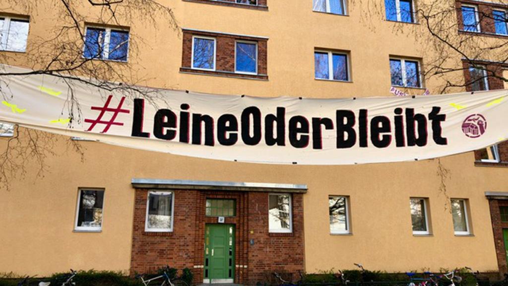 Berlin-Neukölln: Kampf um das Luftbrückenhaus
