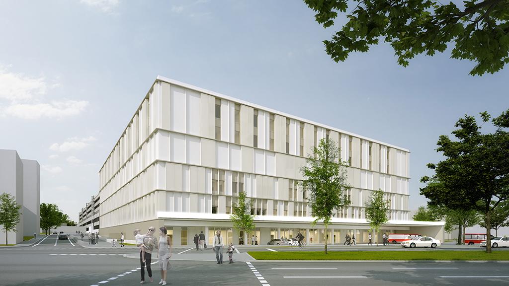 Neukölln: Neubau für Vivantes Klinikum