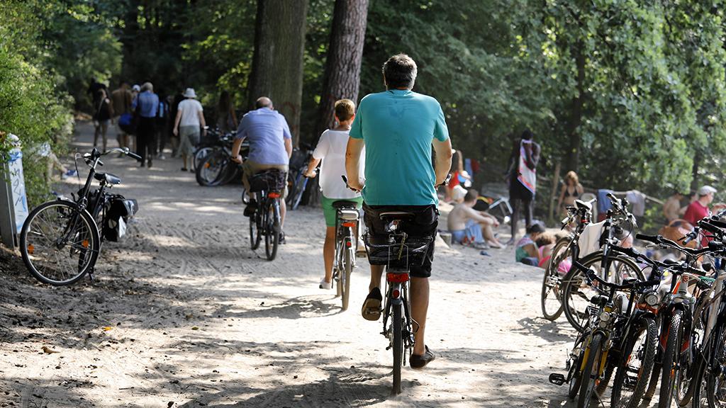 Touristen sollen von Friedrichshain-Kreuzberg nach Steglitz-Zehlendorf
