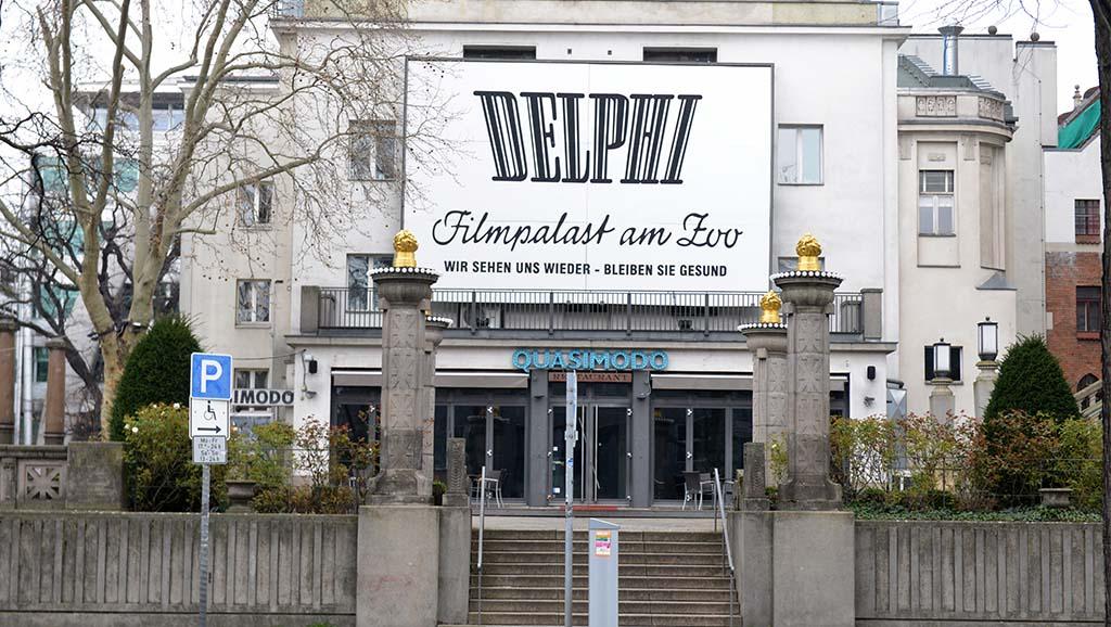 Hilfsaktion für Berliner Kinos