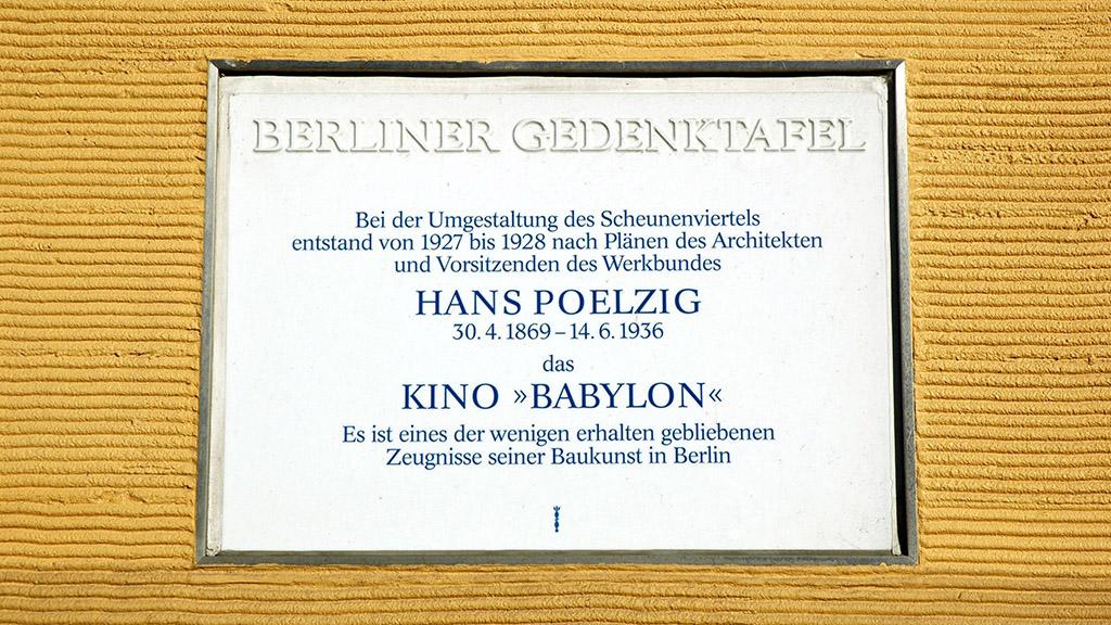 Berlin-Westend: Poelzig-Villa vor dem Abriss