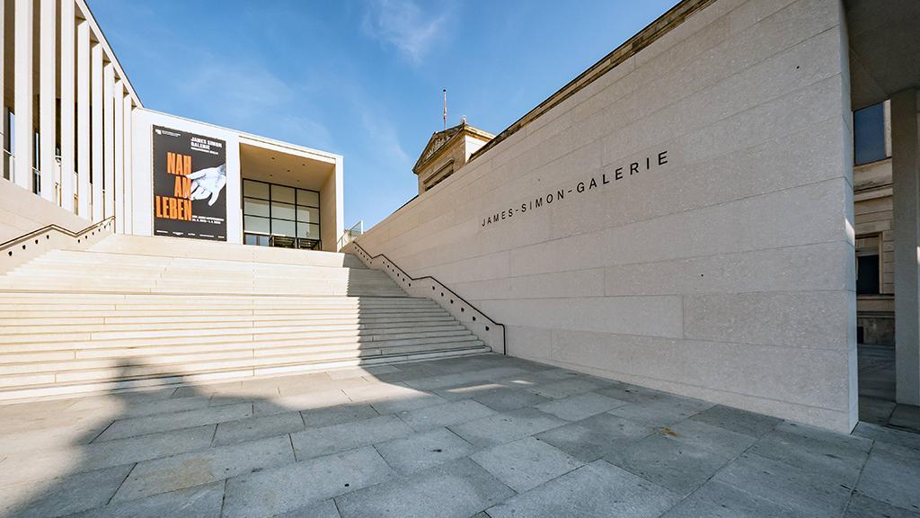 Online im Museum: Virtuelle Touren auf Berliner Museumsinsel