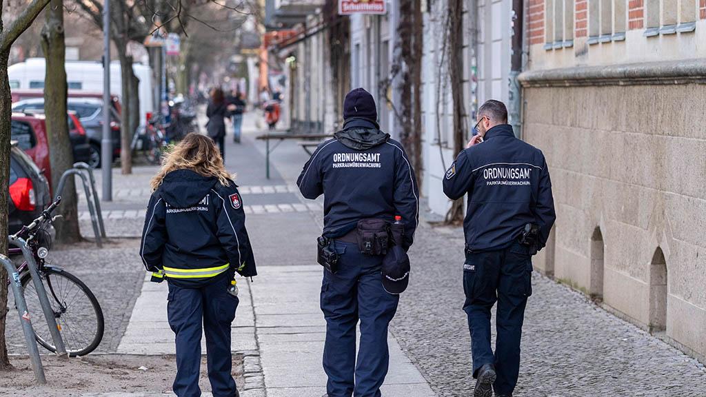 Berlin-Mitte: Ordnungsamt zieht positive Bilanz
