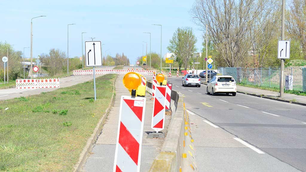 Berlin-Marzahn: Baubeginn für Wuhletalbrücke erst ab 2022
