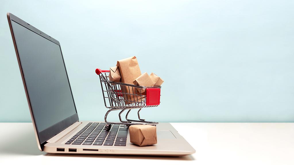 Online-Mode-Shopping im Trend