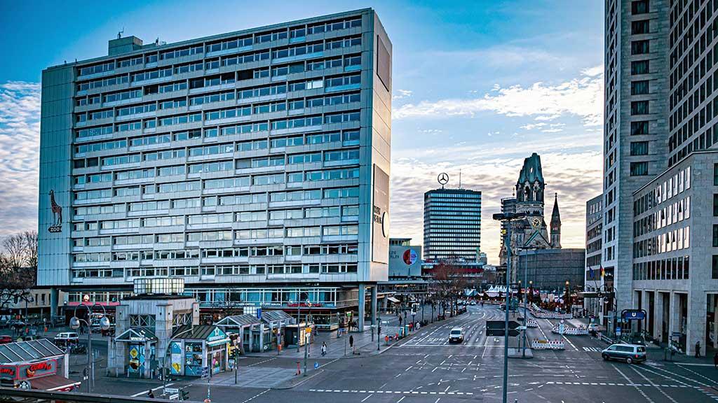 Berlin-Charlottenburg: Sorge ums Huthmacher-Haus