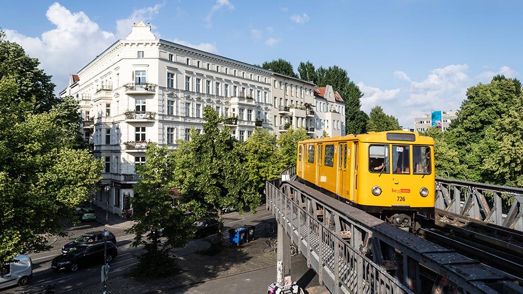 Friedrichshain-Kreuzberg: U1 und U3 für ein Jahr unterbrochen