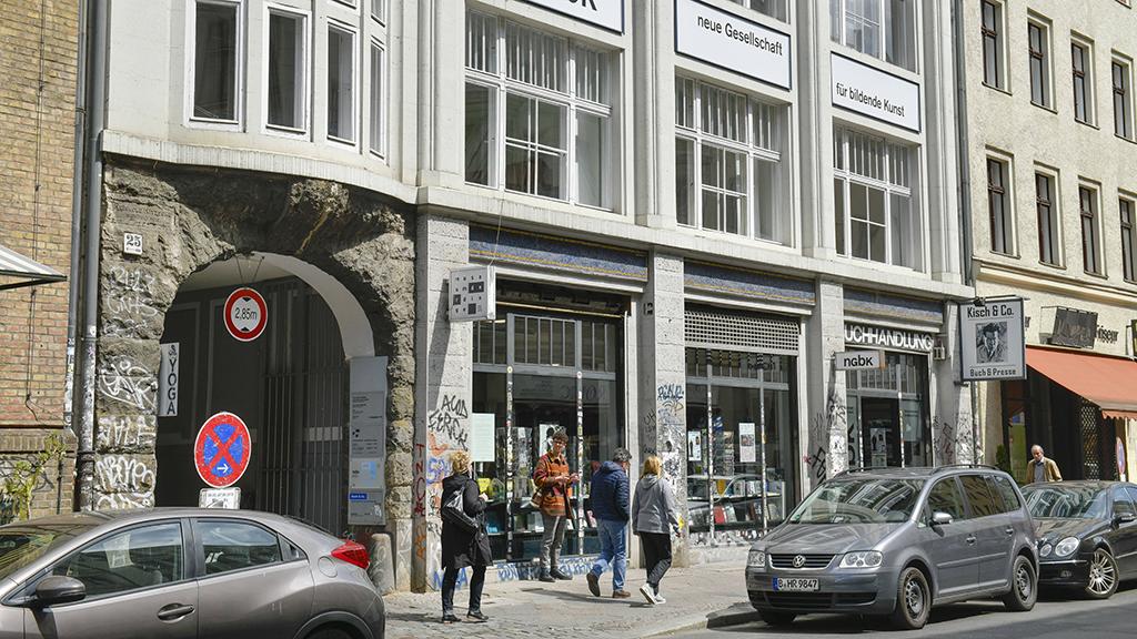 Berlin-Kreuzberg: Buchladen Kisch&Co. vor Verdrängung