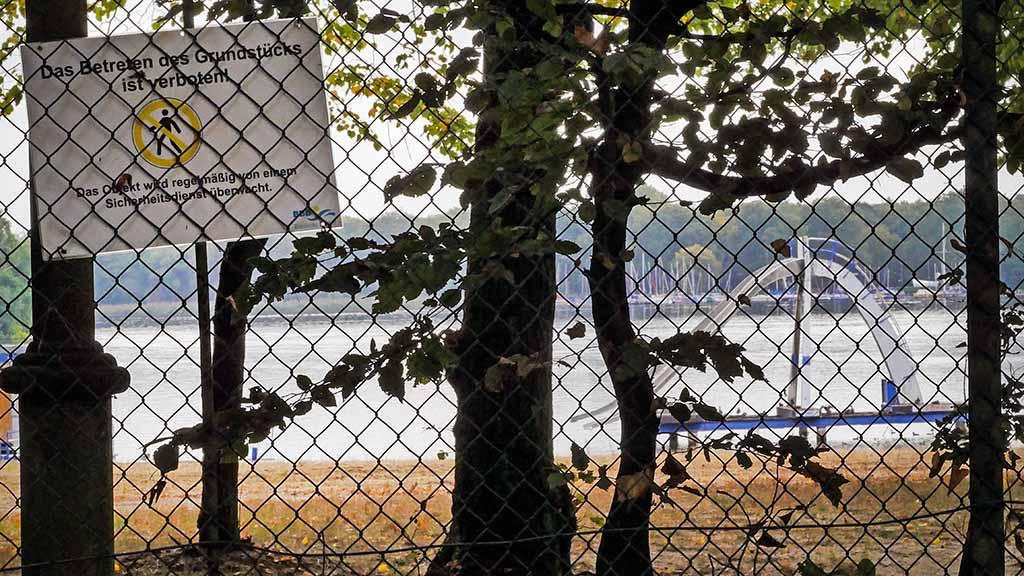 Berlin-Tegel: Bezirk schließt Strandbad-Öffnung im Sommer aus