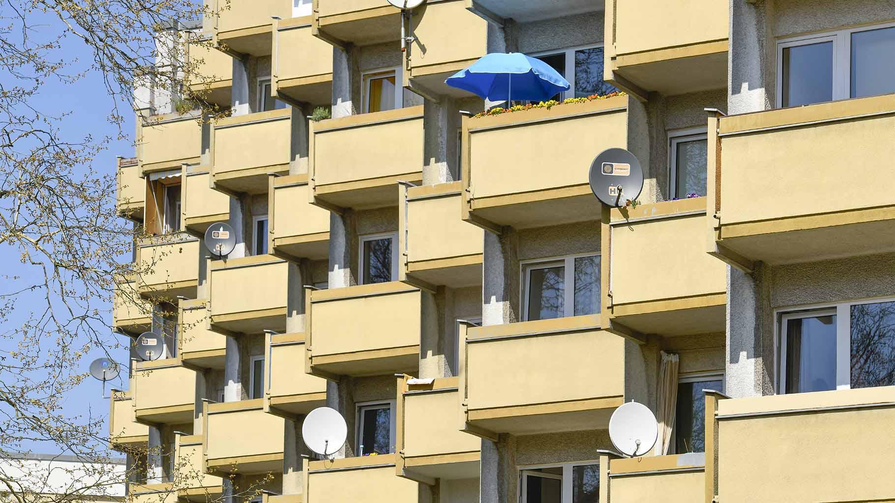 Sozialwohnung Spandau Siemensstadt