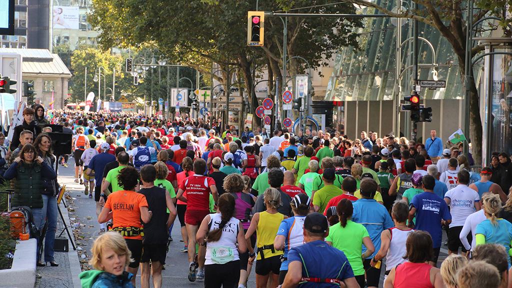 Berlin-Charlottenburg: Lollapalooza und Marathon fallen aus