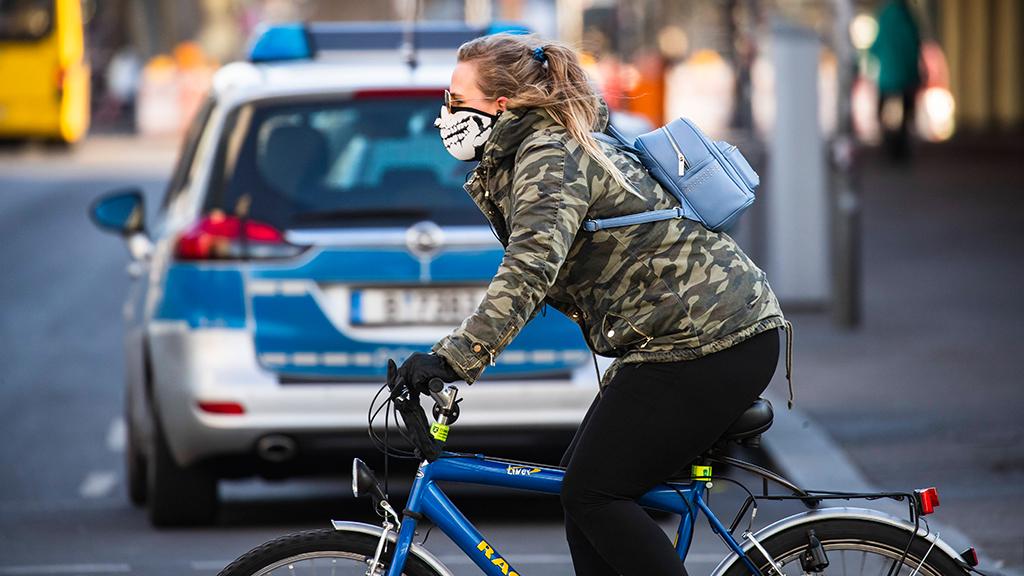 Friedrichshain-Kreuzberg: Weitere provisorische Radwege eingerichtet