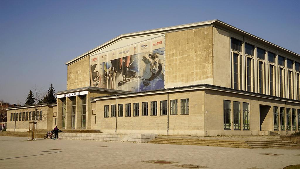 Berlin-Lichtenberg: Mitgestalten beim Sportforum