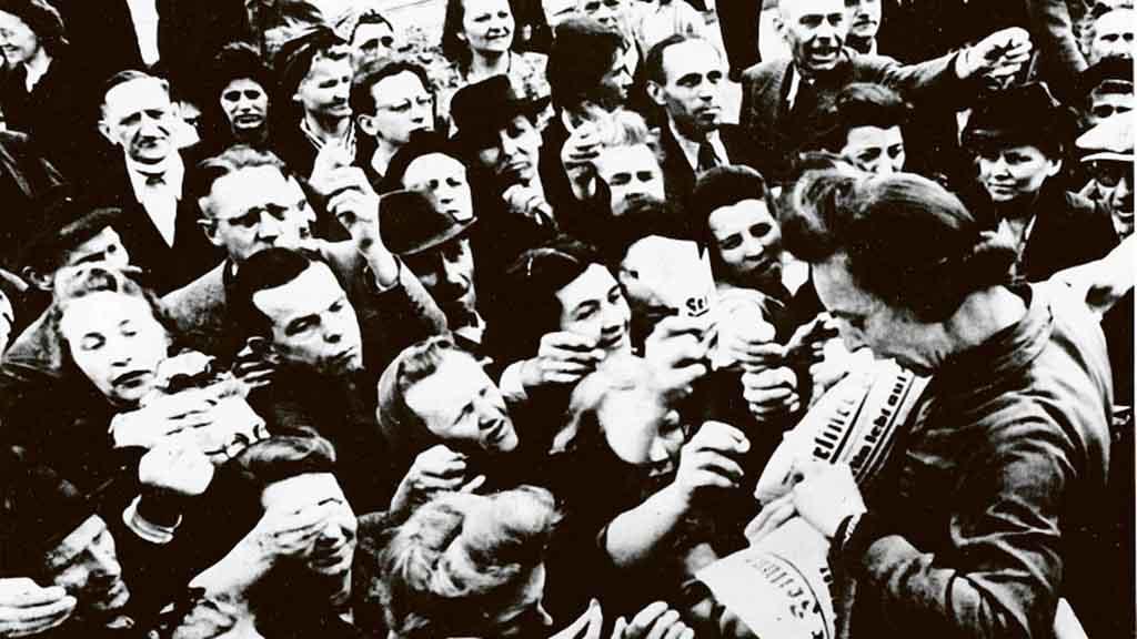 Berliner Zeitung erschien erstmals vor 75 Jahren