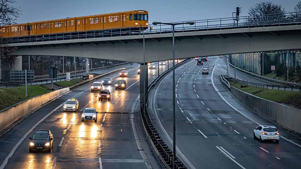 Autobahn Gesperrt