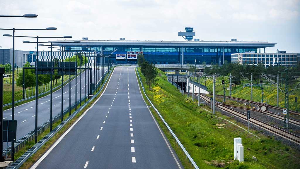 BER: Jetzt wird die Baustelle zum Flughafen
