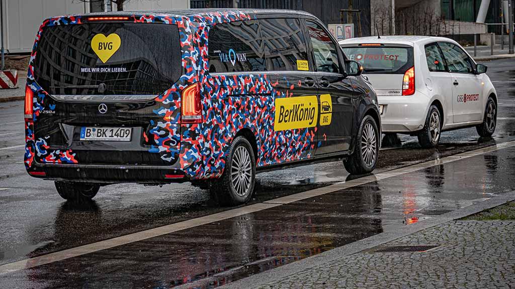 Marzahn-Hellersdorf: Rufbus der BVG fährt bald im Osten