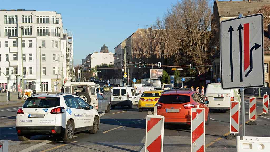 Treptow-Köpenick: Elsenbrücke ist am Wochenende gesperrt