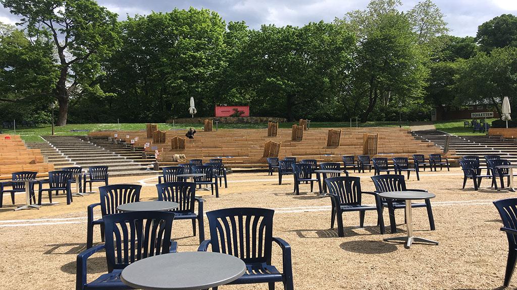 Kinoerlebnis mit Abstand: Berlins Freiluftkinos sind bereit für die Öffnung