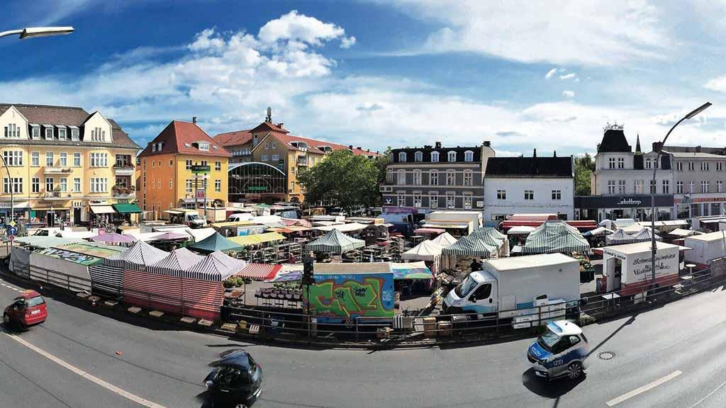 Steglitz-Zehlendorf: Sorge um kleine Läden am Kranoldplatz