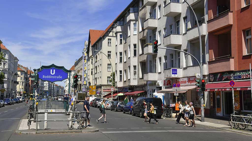 Neukölln: Grüne fordern mehr Platz für Rad- und Fußverkehr