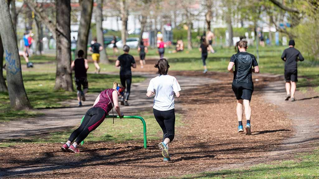 Tempelhof-Schöneberg: Vereinssport startet wieder