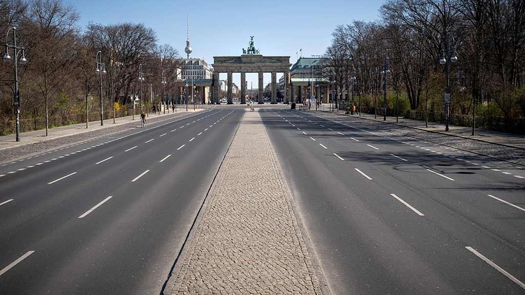 Hauptverkehrsstraßen werden vermessen
