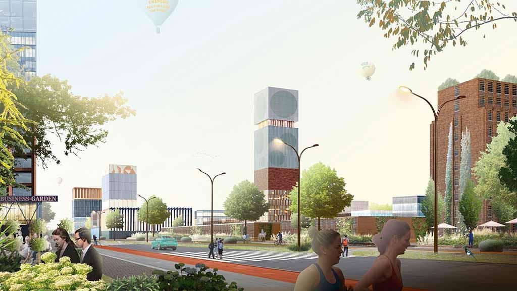 Siemensstadt 2.0: Startschuss für Spitzenforschung