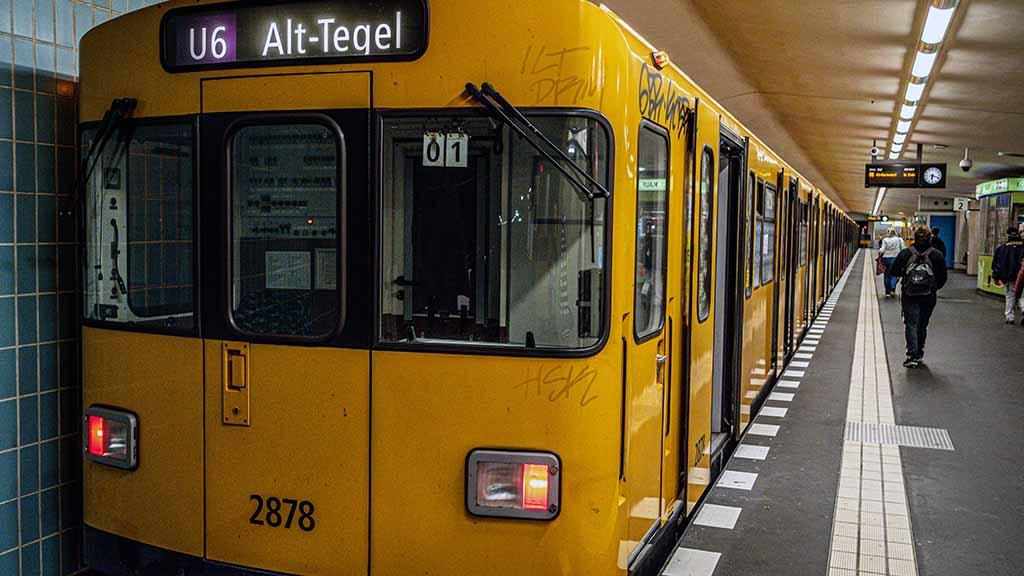 Berlin-Reinickendorf: Bauarbeiten an U6 werden wohl verschoben