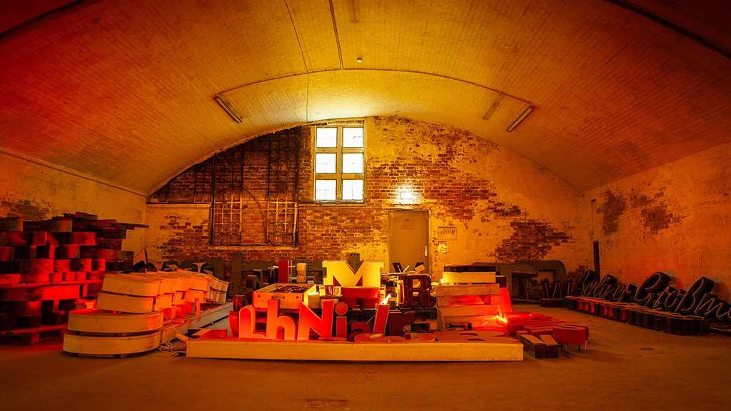 Buchstabenmuseum: Sammeln, bewahren, dokumentieren