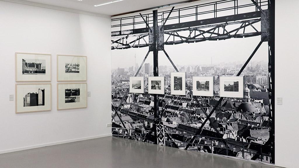 Bilder der Großstadt in Wilmersdorfer Galerie