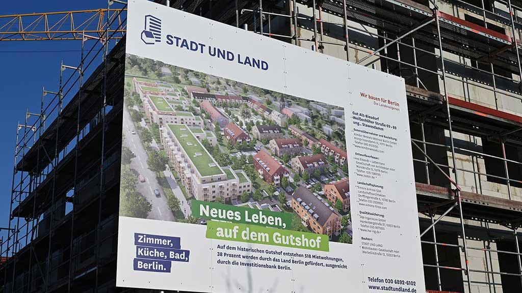Marzahn-Hellersdorf: Biesdorfer Wohnquartier bald fertig