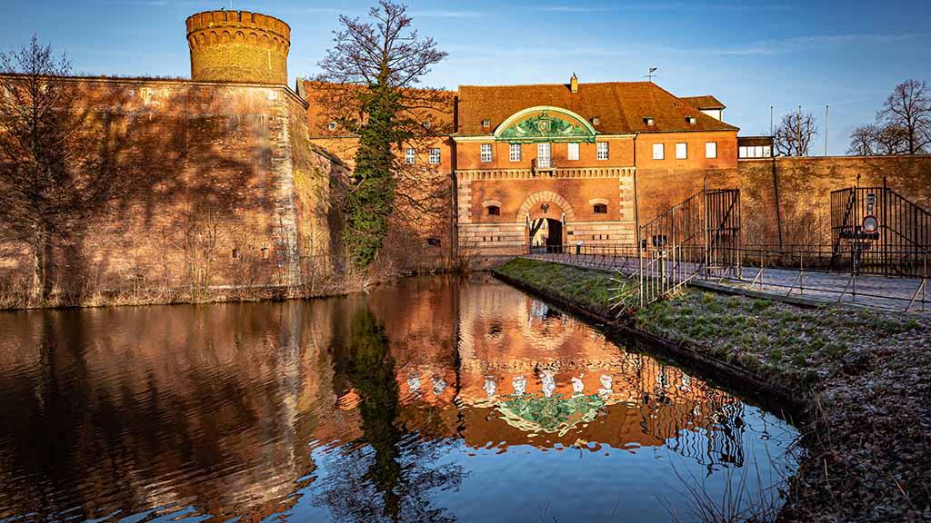 Berlin-Spandau: Bezirksparlament tagt auf der Zitadelle