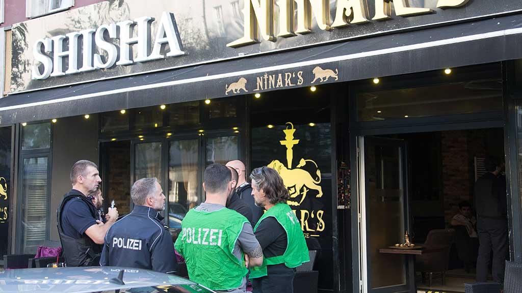 Clankriminalität in Berlin: 382 Einsätze im vergangenen Jahr