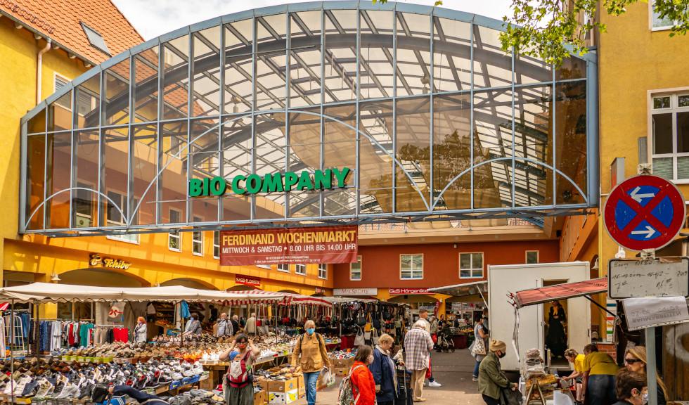 Steglitz-Zehlendorf: Investor beschließt Aus für den Ferdinandmarkt