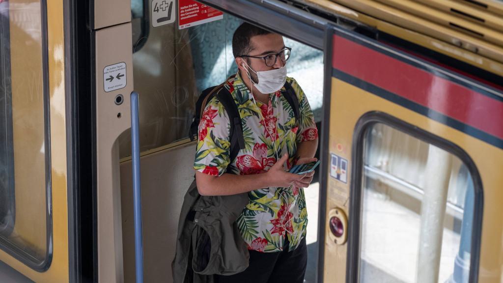 Maskenpflicht-in-Berliner-S-Bahn