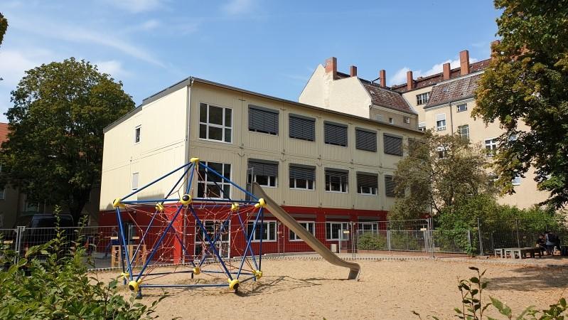 Berlin-Spandau: Häufung von Corona-Fällen an Grundschule