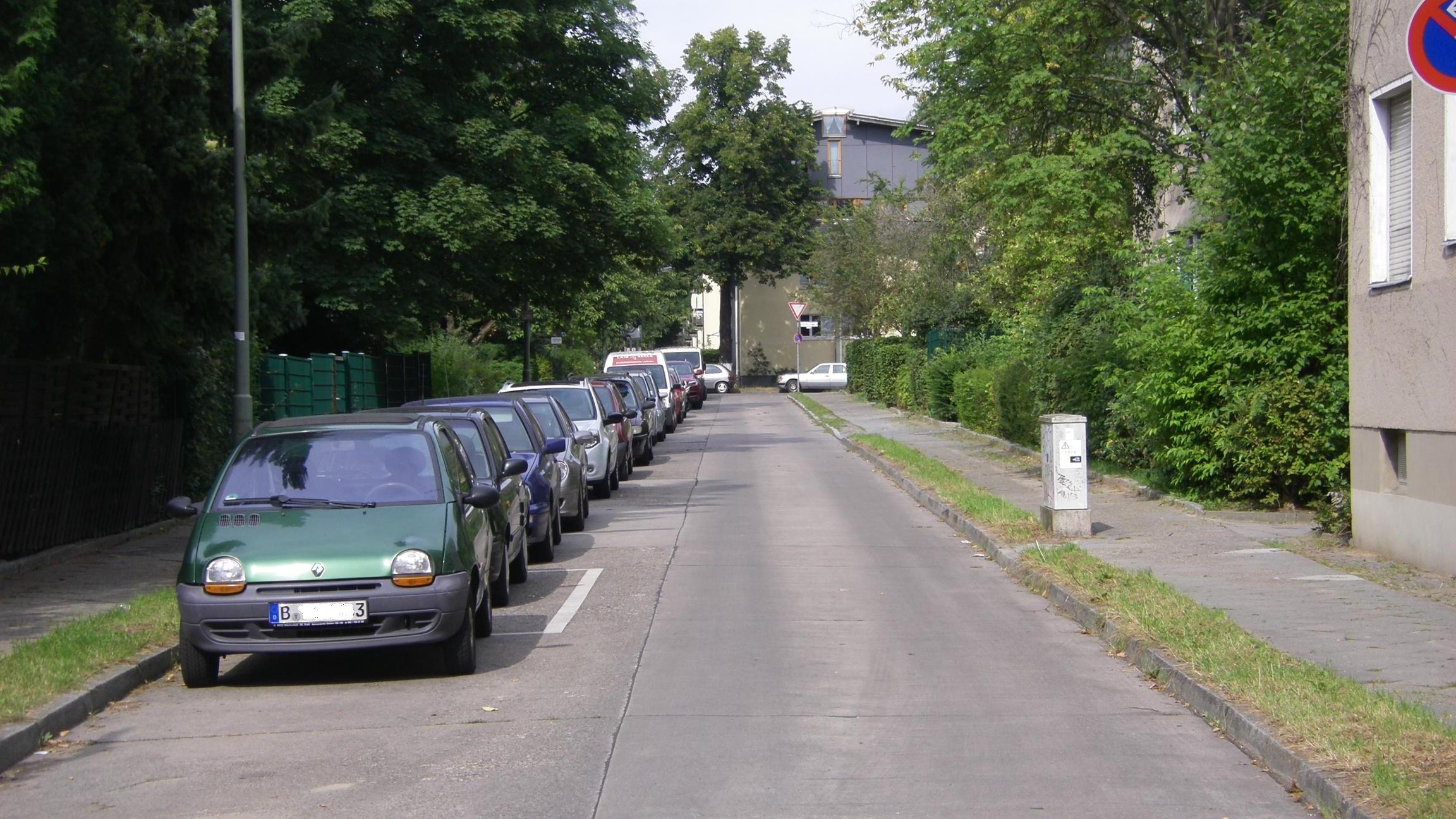 Steglitz-Zehlendorf: Maerckerweg erhält neuen Namen