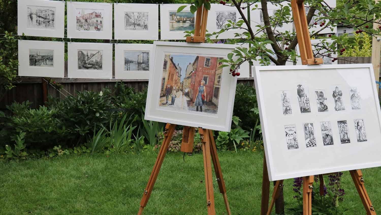 Marzahn-Hellersdorf: Künstler im Bezirk präsentieren ihre Ateliers am 14. Juni